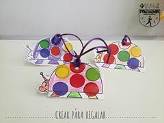 Mariquitas con papel (Mónica Santana) Tags: mariquitas mariquitaspapel mariquitasparacolorear manualidades manualidadesparaniños manualidadesconniños