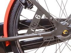 WorkCycles Gr8 Grey-Orange HH8D-4 (@WorkCycles) Tags: 8sp bicycle bike city dutch fiets fietsen fr8 gr8 hydraulic magura nexus premium shimano stadsfiets workcycles