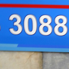 3088 (Navi-Gator) Tags: 3088 number even ino