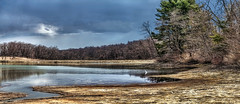 IMG_0901-02PRtzl1scTBbLGER (ultravivid imaging) Tags: ultravividimaging ultra vivid imaging ultravivid colorful canon canon5dmk2 clouds stormclouds scenic rural panoramic pennsylvania pa pond