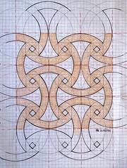 20160128 (regolo54) Tags: islamicdesign islamicgeometry islamicart arabiangeometry symmetry mathart regolo54 structure circle square star escher