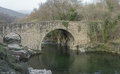 Desde una orilla del río (pedroramfra91) Tags: naturaleza nature puente bridge río river agua water