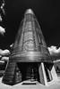 20150821 - Aquatower Berdorf-3 (OliGlo1979) Tags: berdorf d810 luxembourg monument nikkor1424 nikon watertower aquatower blackwhite bw ultrawide dramatic