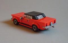 1966 Ford Mustang GT Hardtop (MOCs & Stuff) Tags: lego city town 1966 ford mustang hardtop 389 v8