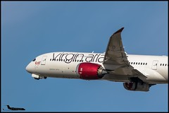 G-VOOH Boeing 787-9  c/n 37968 Virgin Atlantic (EGLL) 07/03/2017 (Ken Lipscombe <> Photography) Tags: gvooh boeing 7879 cn 37968 virgin atlantic egll 07032017 heathrowairportlondon