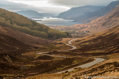 Loch Maree (8DCPhotography (www.8dcphotography.co.uk)) Tags: kinlochewe nature mountains www8dcphotographycouk lake holiday wilderneess wild scotland remote forest lochmaree sky road winding 2017 viewpoint unitedkingdom gb