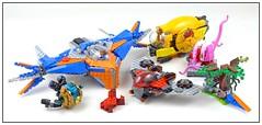 LEGO SuperHeroes Guardians of the Galaxy Vol 2 (2017) 31 (noriart) Tags: lego 2017 marvel comics komiks strażnicy galaktyki 76081 the milano vs abilisk 76079 ravager attack 76080 ayeshas revenge groot starlord mantis rocket raccoon recenzja 8studs guardians galaxy vol 2