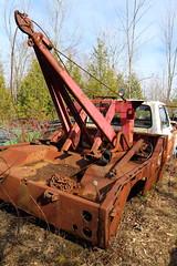 IMG_2710 (Irina Souiki) Tags: rusty crusty cars mcleansautowreckers milton ontario old oldcars