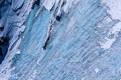Ice detail (Deve82) Tags: alpi alps europa europe svizzera switzerland zermatt ghiaccio ice landscape mattina montagna montagne morning mountain mountains neve paesaggio snow