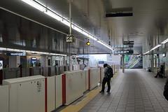 036A0295 (zet11) Tags: tokyoprefecture metro stacja