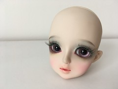FS Leeke Rabbit Bear Girl head (Damasquerade) Tags: