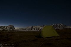 La notte dei desideri (EmozionInUnClick - l'Avventuriero's photos) Tags: cornogrande gransasso montagna notturna stelle tenda