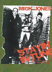 Mick Jones Stayin In Tune by Mick O'Shea. (Ledlon89) Tags: mickjones mybooks book music punk rock rockmusic theclash bgiaudiodynamite bigaudio bad carbonsilicon biography clash punkrock mickoshea stayinintune