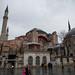 Igreja convertida em mesquita Aya Sophya