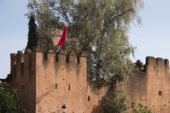 Kasbah in Chefchaouen (ramosblancor) Tags: humanos humans historia history arquitectura architecture alcazaba kasbah muros walls chefchaouen marruecos morocco atardecer sunset
