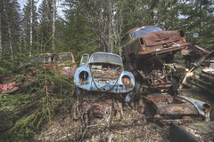 #B13 (Timster1973 - thanks for the 13 million views!) Tags: varmland bastnas sweden swedish car graveyard cargraveyard color colour cars vehicles lost explore exploration urbanexplore urbex ue tim knifton timster1973 timknifton derelict decay urban urbanexploration eurotour canon europe europeanurbex urbandecay abandoned abandon abandonment forgot forgotten forgottenplaces neglect neglected decaying decayed dereliction urbanwandering exploring old still silent left leftbehind vintage abandonedplaces abandonedspaces beauty beautiful transport transportation carmargeddon rust rusting rusty rusted ruins ruin carcemetary
