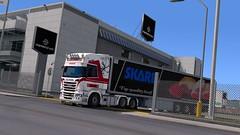 "Scania R500 StreamLine ""LeivSand"" (nashruizza) Tags: scania v8power intercooler r500 truck norge"