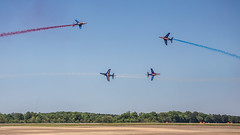 Patrouille de France The Cross-1 (4myrrh1) Tags: patrouilledefrance french aerobatic flying flight flightdemonstrationsquadron flightdemonstrationteam military maxwell afb al alabama aircraft airplane aviation airshow airplanes airport airforce canon 6d ef70300l 2017