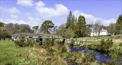 Postbridge Dartmoor (Elaine 55.) Tags: postbridge dartmoor nationalpark easter families bridge