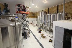 Investment supports craft brewery expansion / Investissements pour appuyer l'agrandissement d'une brasserie artisanal (GovNB / GouvNB) Tags: nb new brunswick canada opportunities nouveaubrunswick craft brewery expansion investment newbrunswick