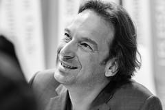 Paris - Salon du Livre dédicace de François Busnel (Agence73bis) Tags: françoisbusnel livre salondulivre salondulivredeparis dédicace