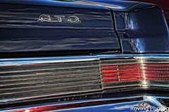 GTO (robtm2010) Tags: foxboro massachusetts usa newengland basspro bassprocruisenight bassprocustomcarshow car carshow cruisenight automobile auto motorvehicle vehicle canon canont3i t3i gm generalmotors pontiac gto musclecar