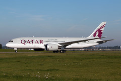 Boeing 787   Qatar   AMS   A7-BCS (Michael Kuiper) Tags: boeing 787 qatar amsterdam schiphol ams a7bcs