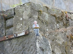 Nuart Aberdeen Wee Man (14) (Royan@Flickr) Tags: nuart aberdeen small man wee mannie international festival artists isaac cordal