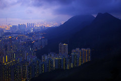170419130220_A7 (photochoi) Tags: nightscene kowloonpeak hongkong photochoi