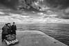 (Djordje Petrovic) Tags: svetagora holymountain blackandwhite bw monochrom sea sky clouds greece athos tokina1224mm tokina nikon nikond80