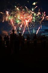 Showband Under Fireworks 2 (pokoroto) Tags: showband under fireworks calgarystampedeshowband calgary カルガリー アルバータ州 alberta canada カナダ 10月 十月 神無月 かんなづき kannazuki themonthwhentherearenogods 平成28年 2016 autumn october