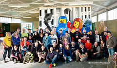 the crew of RomaBrick