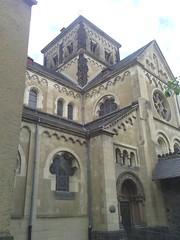 (Jaeger-Meister) Tags: church germany deutschland kirche architektur rhein gebäude rheinland remagen flickrandroidapp:filter=none