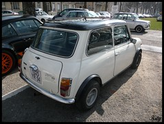 Innocenti Mini Cooper 1300 (kity54) Tags: auto old classic cars car automobile mini voiture coche cooper older innocenti ancienne ancien 1300 vhicule