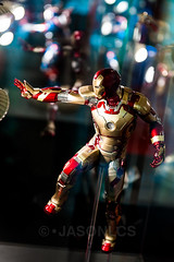 Iron Man 3 (2013) - 157 (jasonlcs2008) Tags: toy toys singapore ironman tony marvel stark hottoys 2013 2470mmf28g ironman3
