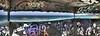 Pill Box 5 (Leon Palmer Photo's) Tags: ocean blue sea sky panorama seascape rabbit beach photoshop landscape island hawaii coast sand paint view image oahu box hiking pano wwii bluesky maui lookout clear honolulu pill hdr graffti rabbitisland bunkers cs5