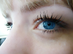 Blue Eyes (Lauren Louise Vipond) Tags: blue woman girl eyes blueeyes blonde prettyeyes beautifuleyes