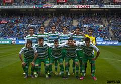 Alineacion Eibar (Dawlad Ast) Tags: real asturias carlos estadio oviedo futbol junio nuevo eibar playoff 2013 tartiere