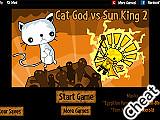 貓神大戰太陽王2:修改版(Cat God vs Sun King 2 Cheat)