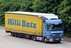 Mercedes Actros BH3814BP Willi Betz (gylesnikki) Tags: truck artic m20 willibetz
