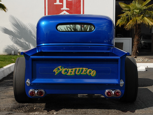 "1940 Ford Custom Pick Up "" El Chueco"""