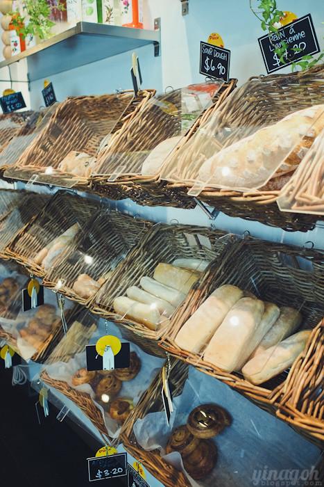 Choupinette Singapore Bakery
