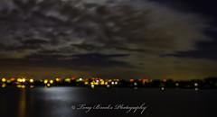 Rosslyn VA Bokeh (yeahbouyee) Tags: nightphotography sky skyline virginia bokeh rosslyn hdr unanimous thechallengefactory