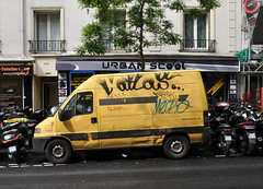 L'Atlas (Laser Burners) Tags: paris france truck graffiti latlas citynoise