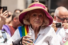 New York City Pride March 2013: Edith Windsor
