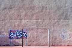 Marazuela. Segovia (miguelno) Tags: españa gate olympus segovia zuiko fútbol omd footbal castilla porteria 40150mm em5 marazuela mzuiko