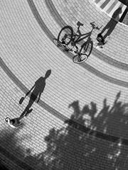 KAP 2013-06-22 Bicycle on orbit (N-Blueion) Tags: