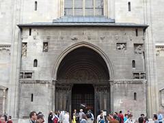 St Stephen's entrance