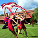 Photo: Rebecca Kelly Ballet dancers on tour in Potsdam. Rebecca Kelly Ballet arrives in Lake Placid for its 26th 2-week Onstage Performance Camp starting Monday, July 2 at Lake Placid Center for the Arts.