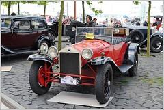 Lancia Lambda / 1932 - AR-26-62 (Ruud Onos) Tags: 1932 lancia lambda lancialambda nationaleoldtimerdaglelystad ruudonos ar2662 lancialambda1932